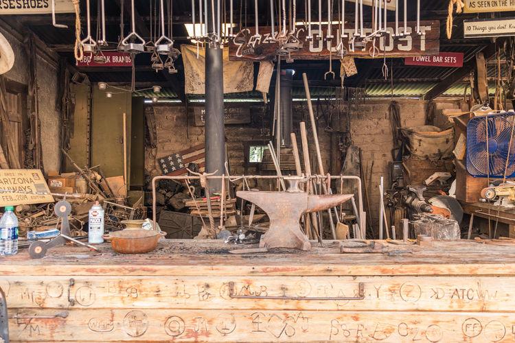 Blacksmith  Old
