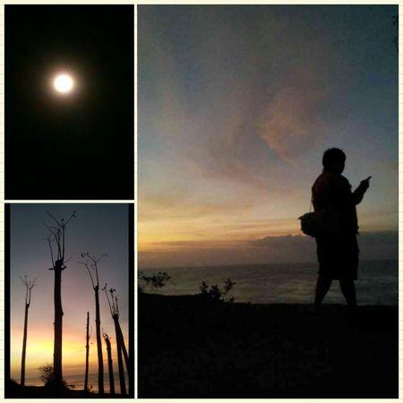 enjoying sunset at balangan beach :) Enjoying Life Taking Photos Me, My Self And I Beach
