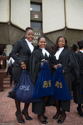 Lawyer Hallofjustice Trinidad And Tobago Life Events Beautiful People Smiling Stillife Guaduation Group Of People EyeEmNewHere
