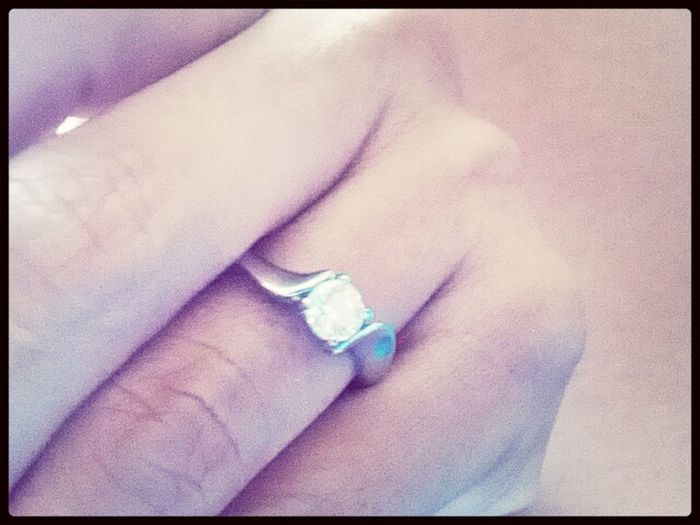 hermoso anillo