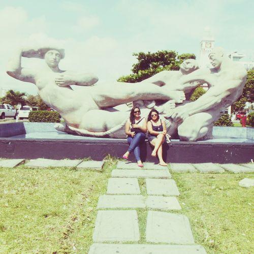 Veracruz Con Mi Amiga :)
