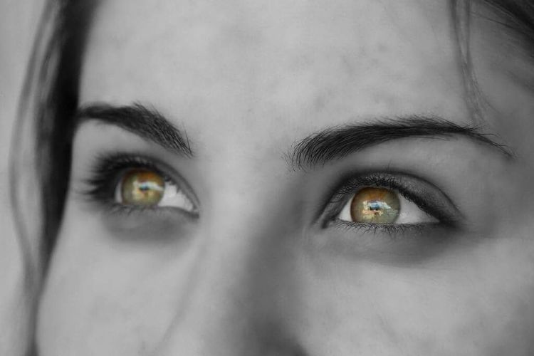 Eye Sguardi Intensi Pensieridivita Go Go Go !