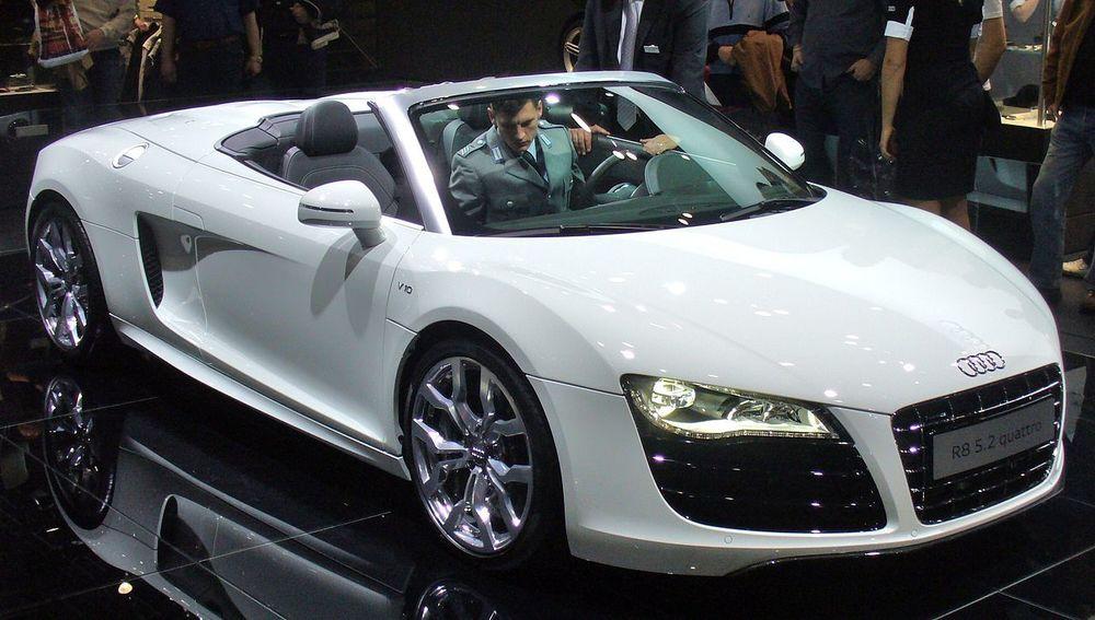 Audi R8 <3 Audi ♡