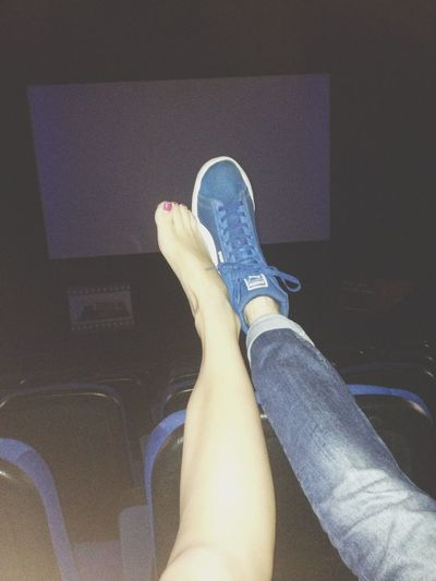 Cinema MOVIE With My Boyfriend <3