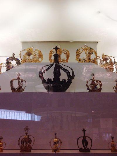 MaeRainha Nossasenhoraaparecida Basilica Coroa Rainha