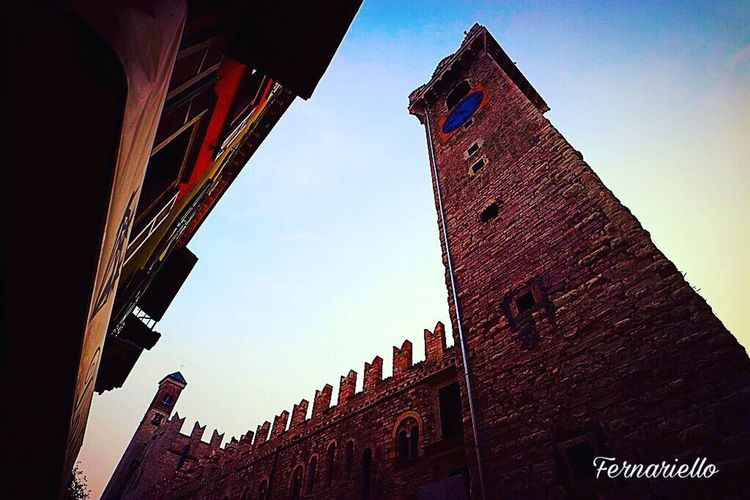 Architecture Low Angle View Built Structure Building Exterior The Past History Outdoors No People Day Sky