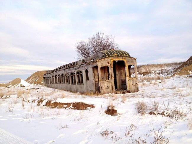 Wooden railcar North Dakota EyeEm Best Shots EyeEm Best Shots - Nature Winterwonderland Best Open Edit Photooftheday Taking Photos Popular Photos Railcar