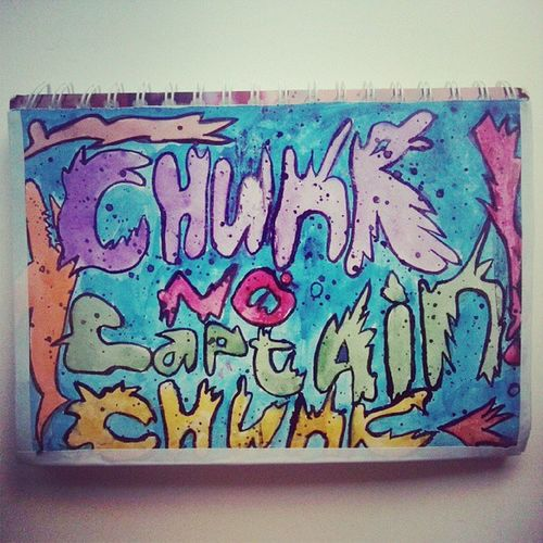 Instagramers Art CNCC Chunknocaptainchunk band pic sweet cool good awesome russia meow