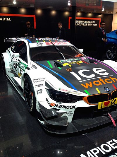 BMW M4 DTM Bmw Racecar Autosalon2015