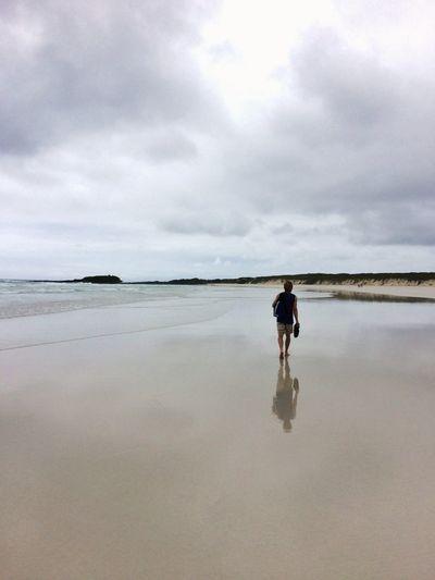 Beach Cloud -