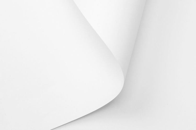 Indoors  White Color Copy Space No People Close-up Paper Studio Shot White Background Wall - Building Feature High Angle View Full Frame Architecture Backgrounds Midsection Built Structure Design Cut Out Directly Above Still Life Blank Luxury