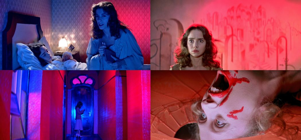 Cinematreasures Suspiria Darioargento Masterpiece The 70's Classic Cinefilia Beautifulcolors