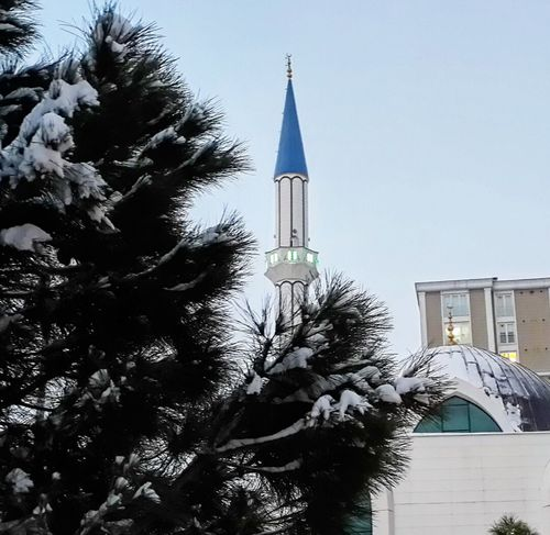 Cami Mosque Istanbuldayasam Mekkeninfethi Yeniyil Super Kar Beyaz Nice Nice Day
