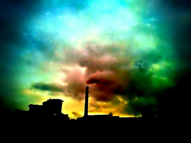 Clouds And Sky Fantasy Edits Colour Burst Product Of My Boredom