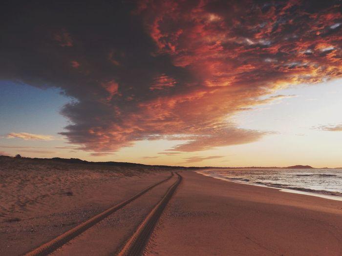 Being A Beach