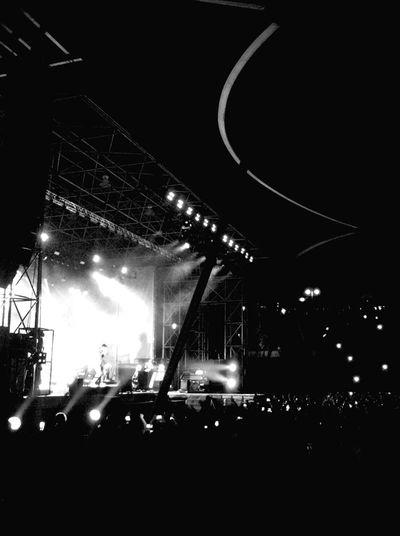 Marteria Wuhlheide Berlin Pyro Pyrotechnics EyeEm Germany Fireworks Concert