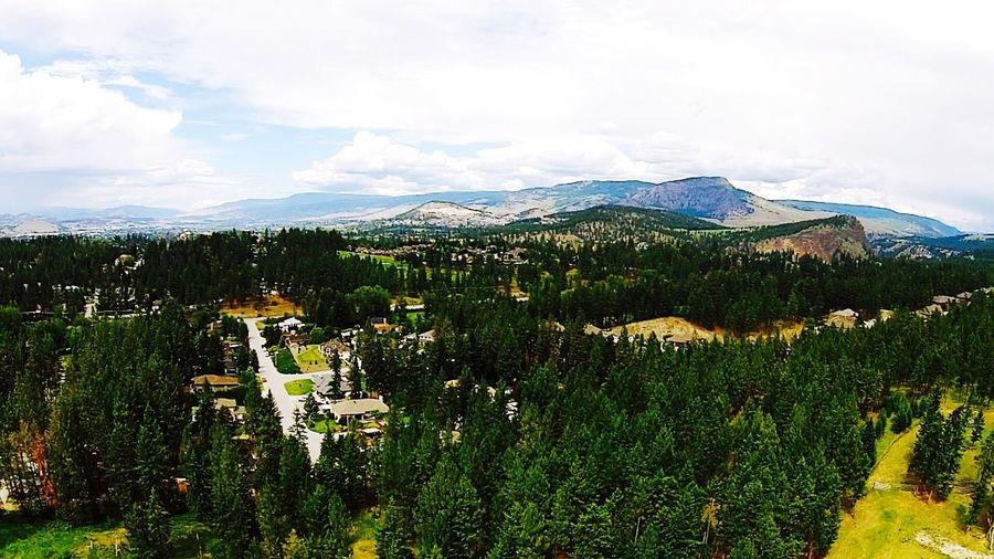 Aerial Photography over Kelowna, BC Kelowna Aerial View Djiphantom2visionplus