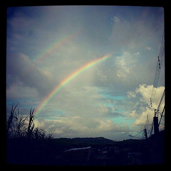 Nosso Deus logo de manhã mostrando q está presente. *--*