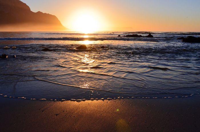 Enjoying The Sun Sunrise Beach Life Beautiful Early Morning Missions Enjoying Life Early Morning Hello World Beach Morning Good Morning Beach Waves