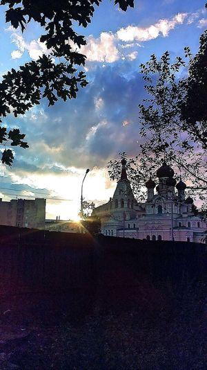 Relaxing Hi! Hello World Aquamarine Sunshine In Russia. :) Nature Peace And Love