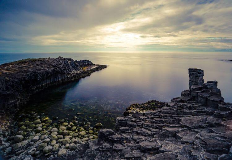 Kálfshamarsvik Iceland bay