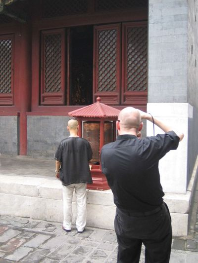 Taking a picture BEIJING北京CHINA中国BEAUTY Beijing Beijing China China Photos Photoshoot Chinaboy Outside Photography Photographer