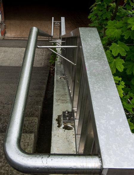 Handrail  Handrail Metal Metal Metalwork Stairs Stairways