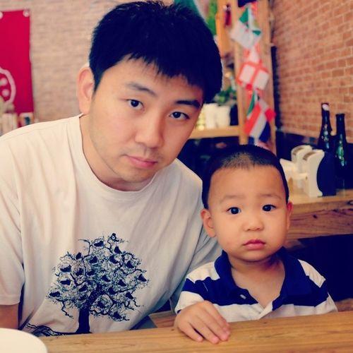 Father Son 壮壮