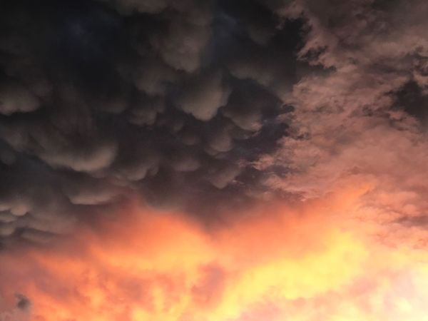 Perspectives On Nature Storm Cloud