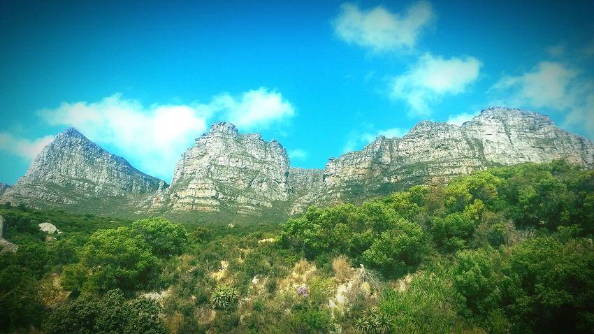 Twelveapostles Tablemountain South Africa Enjoying Life Lifestyle
