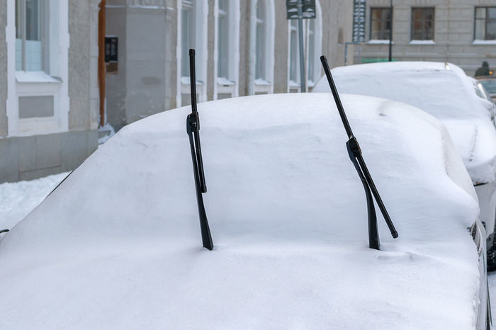 windshield wipers on snow covered car on cold winter day Snow ❄ Winter Wipers Architecture Building Exterior Built Structure Close-up Cold Temperature Day Nature No People Outdoors Snow Covered Snowing White Color Windshield Windshield Wipers