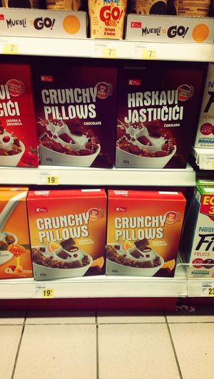 Mmmm, nutritious and delicious... pillows! First Eyeem Photo