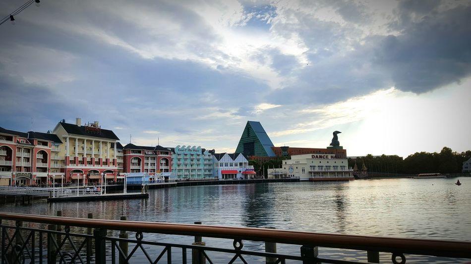 DisneyWorld boardwalk First Eyeem Photo