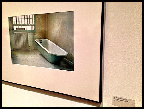 Hydrotherapy area at Alcatraz by Elsie Photoworks Exhibition