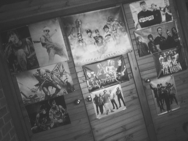 Posters Metal Music Avengedsevenfold Bring Me The Horizon Iron Maiden Bullet For My Valentine Five Finger Death Punch Blink 182