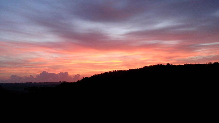 Puerto Rico Sky Porn Relaxing Breaking Dawn