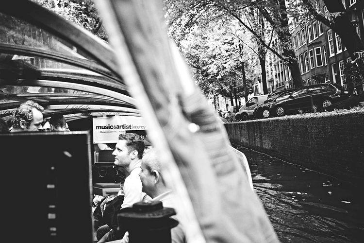 Amsterdam Ade Boattour Blackandwhite Black & White Ellisvaneijden