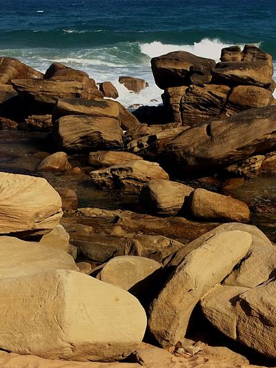 Ocean Rocks Sand Sunbaked Rocks The Essence Of Summer Cool Sea Spray Beach Rocks Waves Summer Of 69