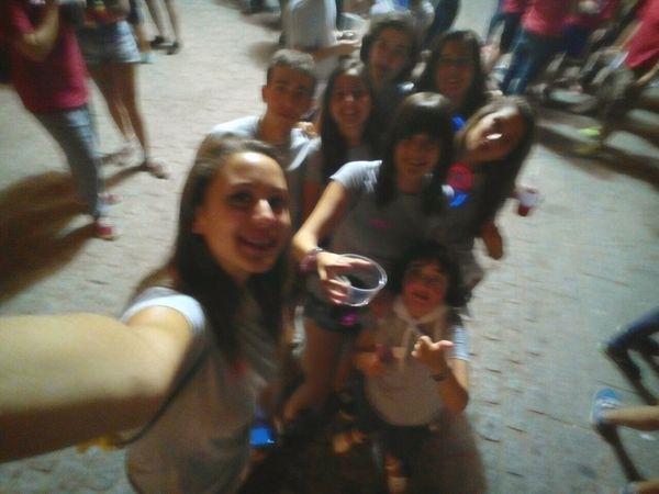 Fiestas 2014 Summer 2014 Fiestas Del Pueblo Enjoying Life Epic Moment Pueblos De España Stupid Photo ;p Selfie ✌