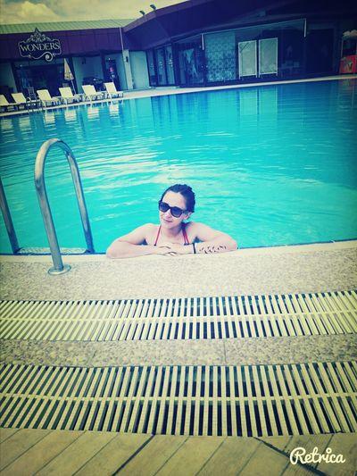 ?????????? Swimming Hello World Hi!