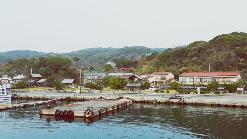 Japan Japan Photography Nokonoshima Fukuoka Island 日本 福岡 能古島 港町 海 山 自然 Nature Nature Photography