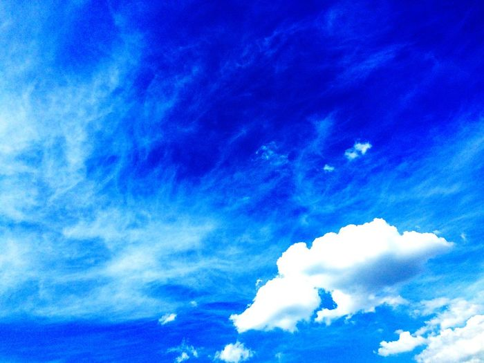 Hello World Sky