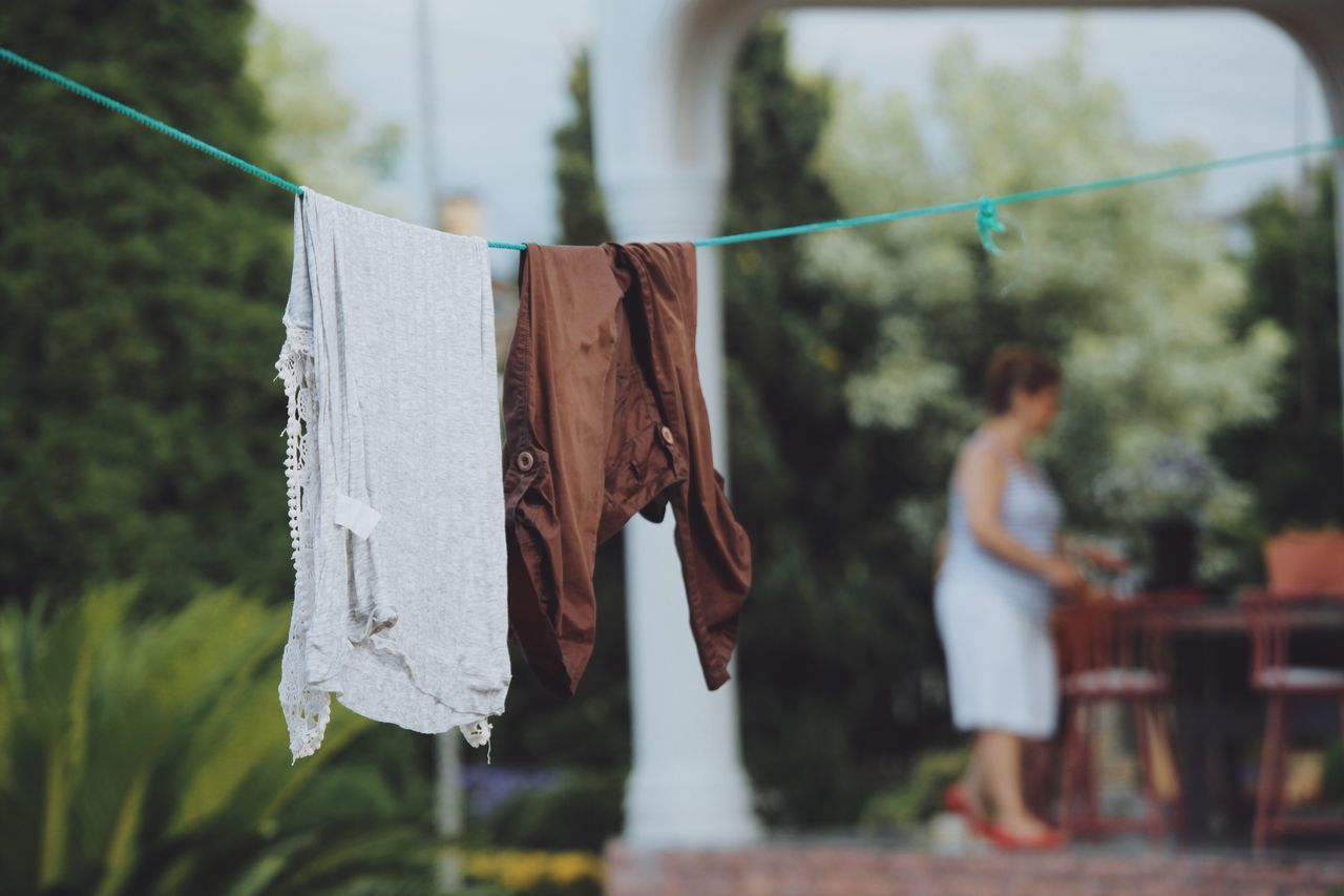 Chores,  Chālūs,  Clothesline,  Clothespin,  Day
