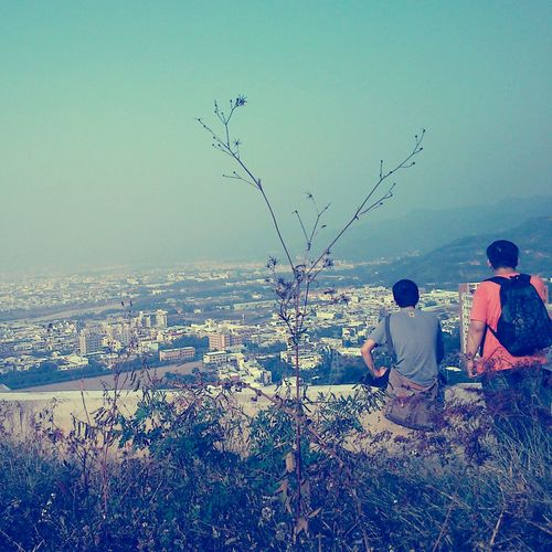 Silence is the best language in the moment. Confidant _ Taichung,Taiwan