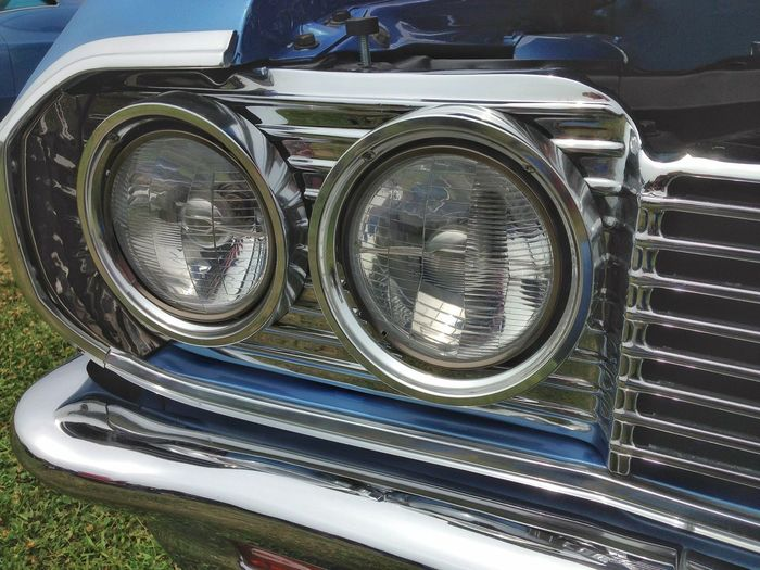 The OO Mission Headlights Car Headlamps Lights Vintage Cars Shiny Shiny Things Chrome Two Circles Circular Auto Automobile Car Details Autoshow Classic Classic Car Classic Cars Fresh On Eyeem  Showcase July Car Show Two Is Better Than One The Drive Drive
