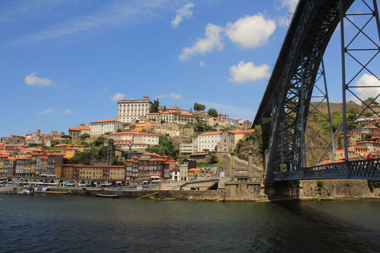 Colorful Colors Feel The Journey Gaia Mycity Pontedluis Porto Porto. Ribeira River Riverside Tripeiro Vilanovadegaia Canonphotography Canon