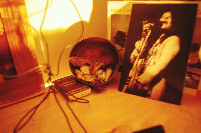 Shrine Janis Joplin Seashell❤ Warm Light DSLR 43 Golden Moments