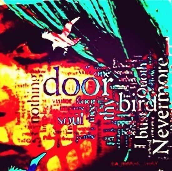 Horror Darkart The Raven Edit Junkie