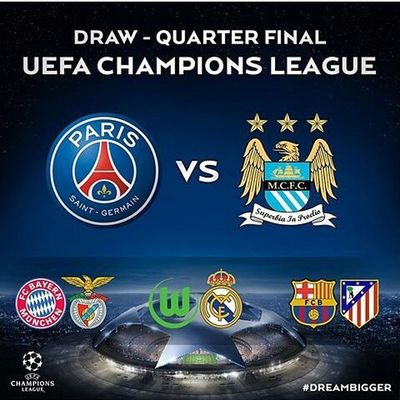 Dreambigger Respect Uefachampionsleague Real showdown is here