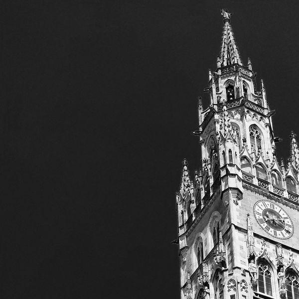 Abenteuer Abenteuerlust Adventure Adventure Club Architecture Black Sky Building Exterior Built Structure Clock Tower Crazy Architecture Detail Of Bu Deutschland Ist Schön Germany 2014 Germany Munich Germany München Germany Photos Official EyeEm © Germany🇩🇪 GERMANY🇩🇪DEUTSCHERLAND@ I Love Germany Photo Club EyeEm Love Germany Low Angle View München München,Germany Place Of Worship Travel Destinations